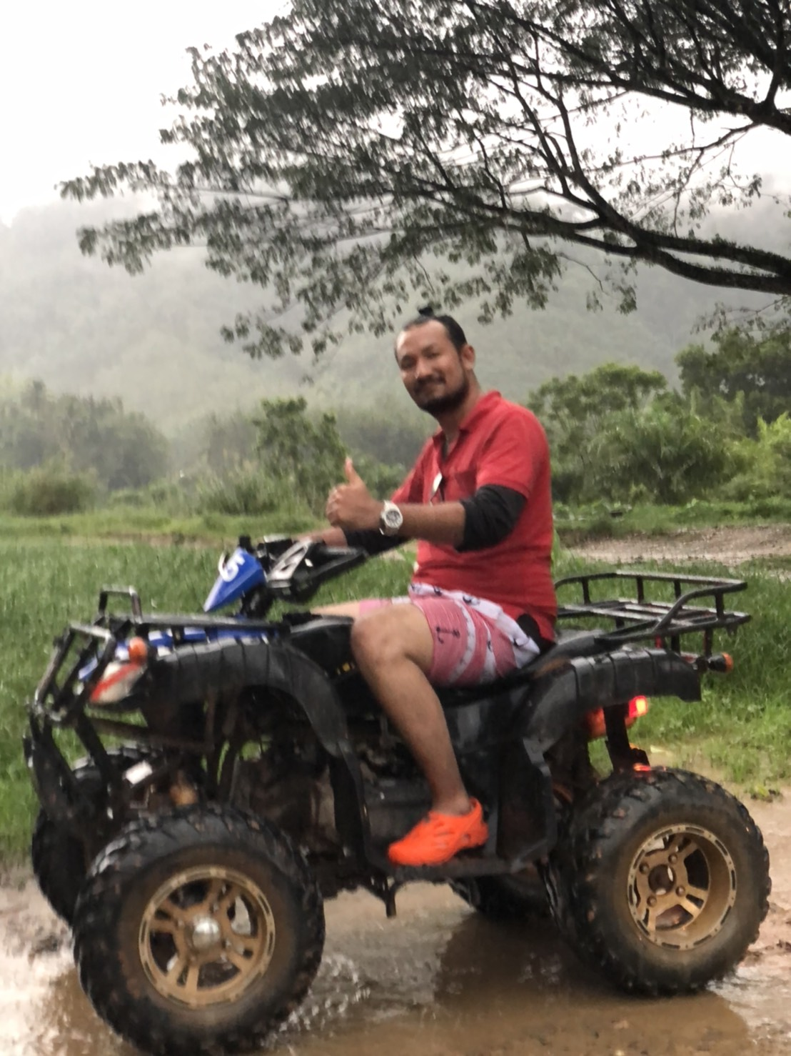 PacKage  ATV. Tour